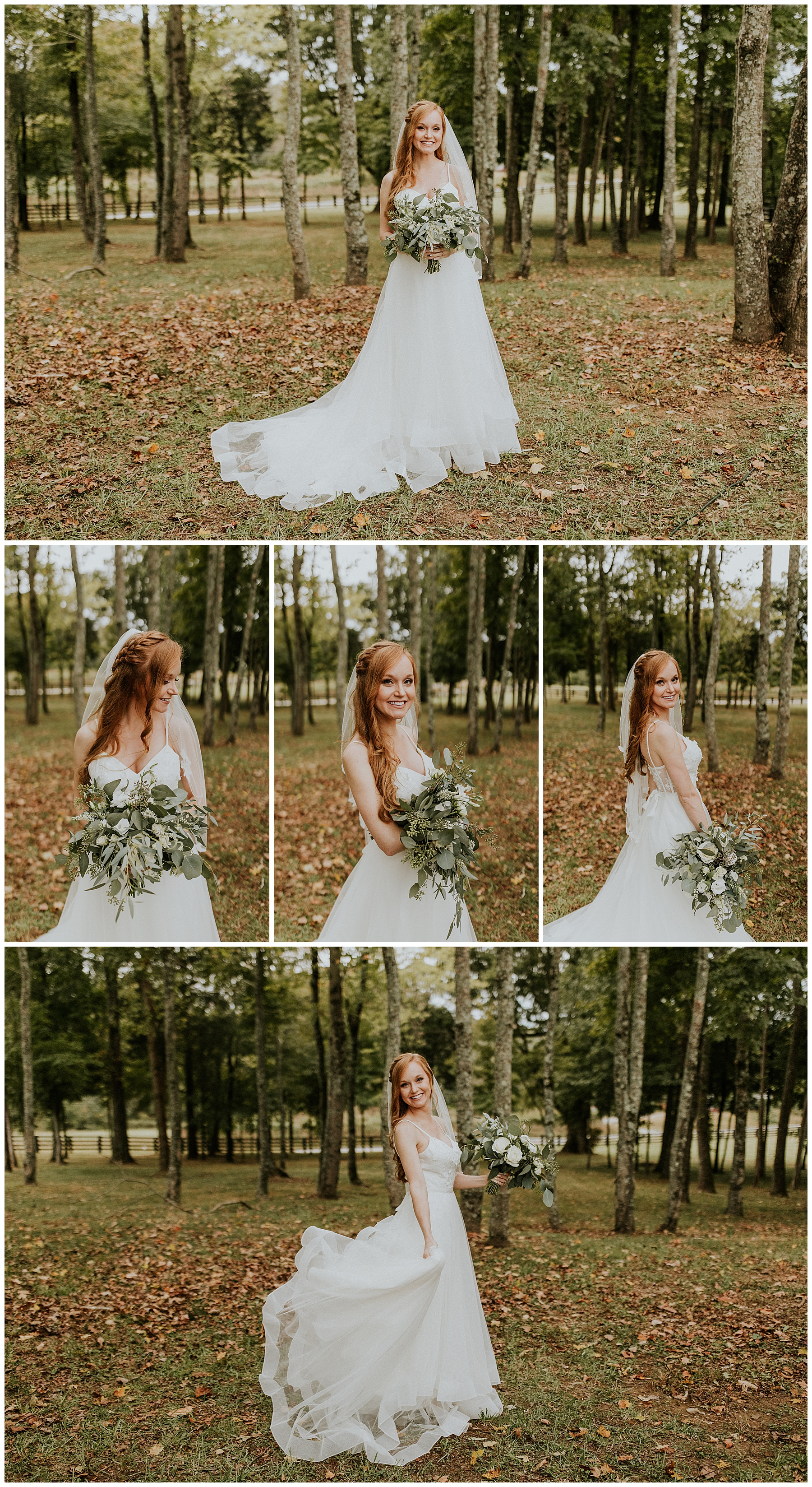 Kings Chapel Wedding Bride