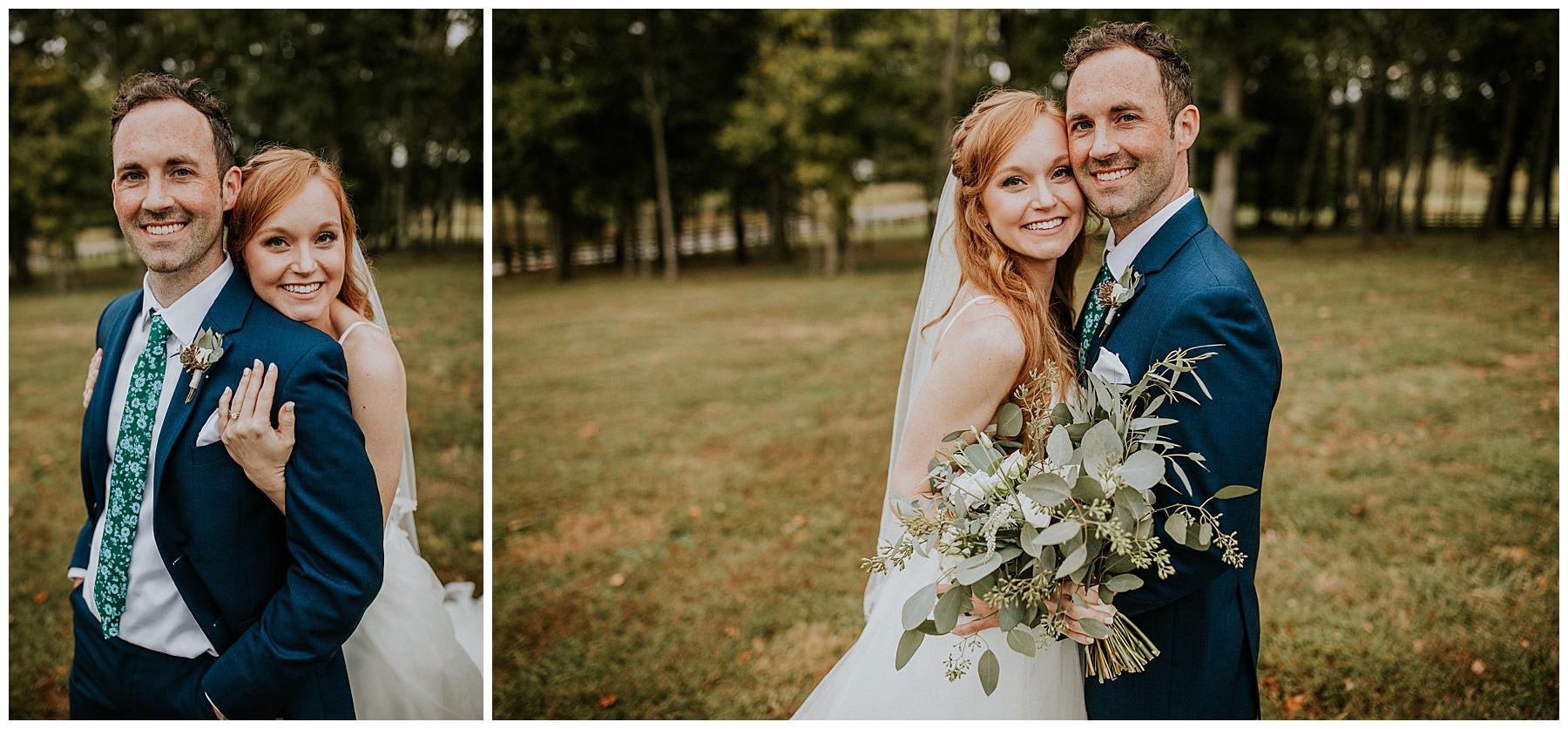 Kings Chapel Wedding Couples Portraits